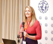 Interview to Julie White, IACDS president
